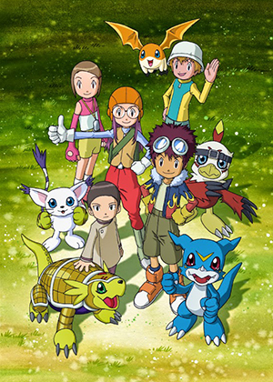 Digimon Adventure 02 [50/50] [HDL] 50MB [Latino] [MEGA]