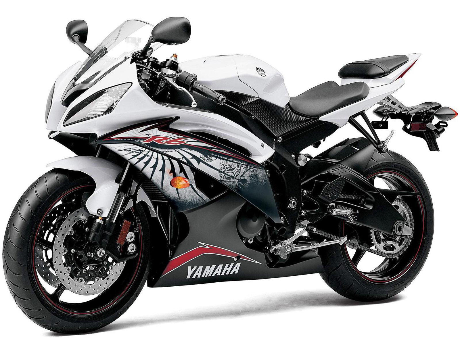 2012 Yamaha Yzf