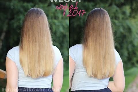 Moje włosy - sierpień 2017 - czytaj dalej »