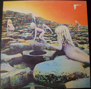 Led Zeppelin Houses Of The Holy Record Album