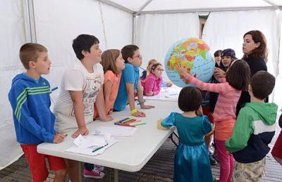 Talleres de Ana Campoy, en el Celsius 2015