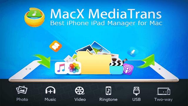 برنامج-MacX-MediaTrans-بديل-الايتونز