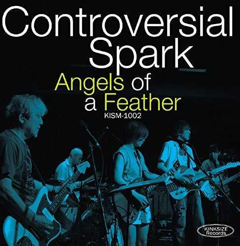 [Album] Controversial Spark – Angels of a Feather (2015.09.02/MP3/RAR)