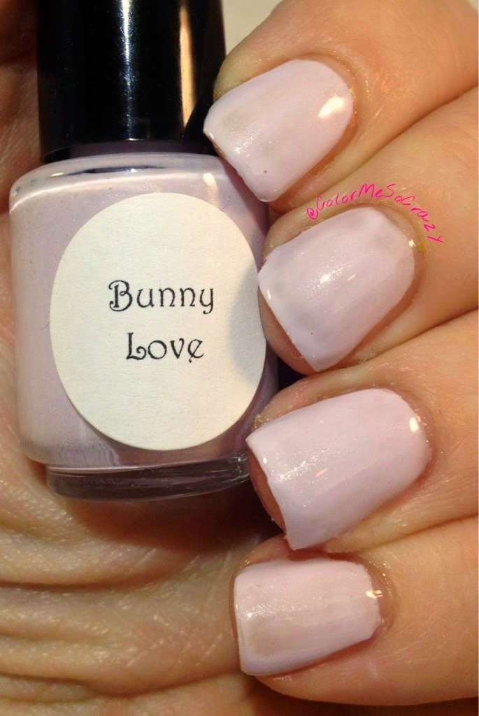 Bunny Love Lacquer by Lissa