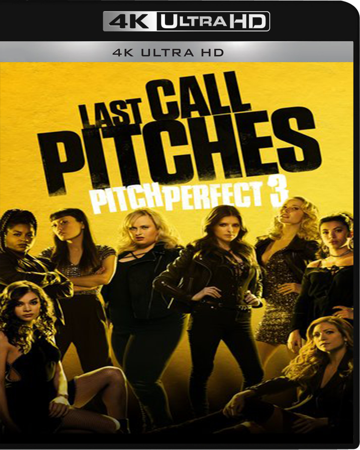 Pitch Perfect 3 [2017] [UHD] [2160p] [Latino]