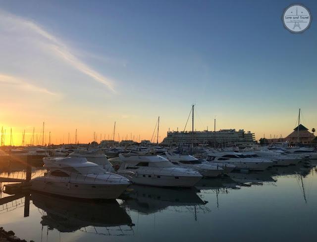 Marina de Vilamoura Algarve