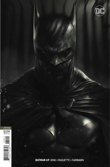 """Batman núm 69"", de Tom King y Yanick Paquette"