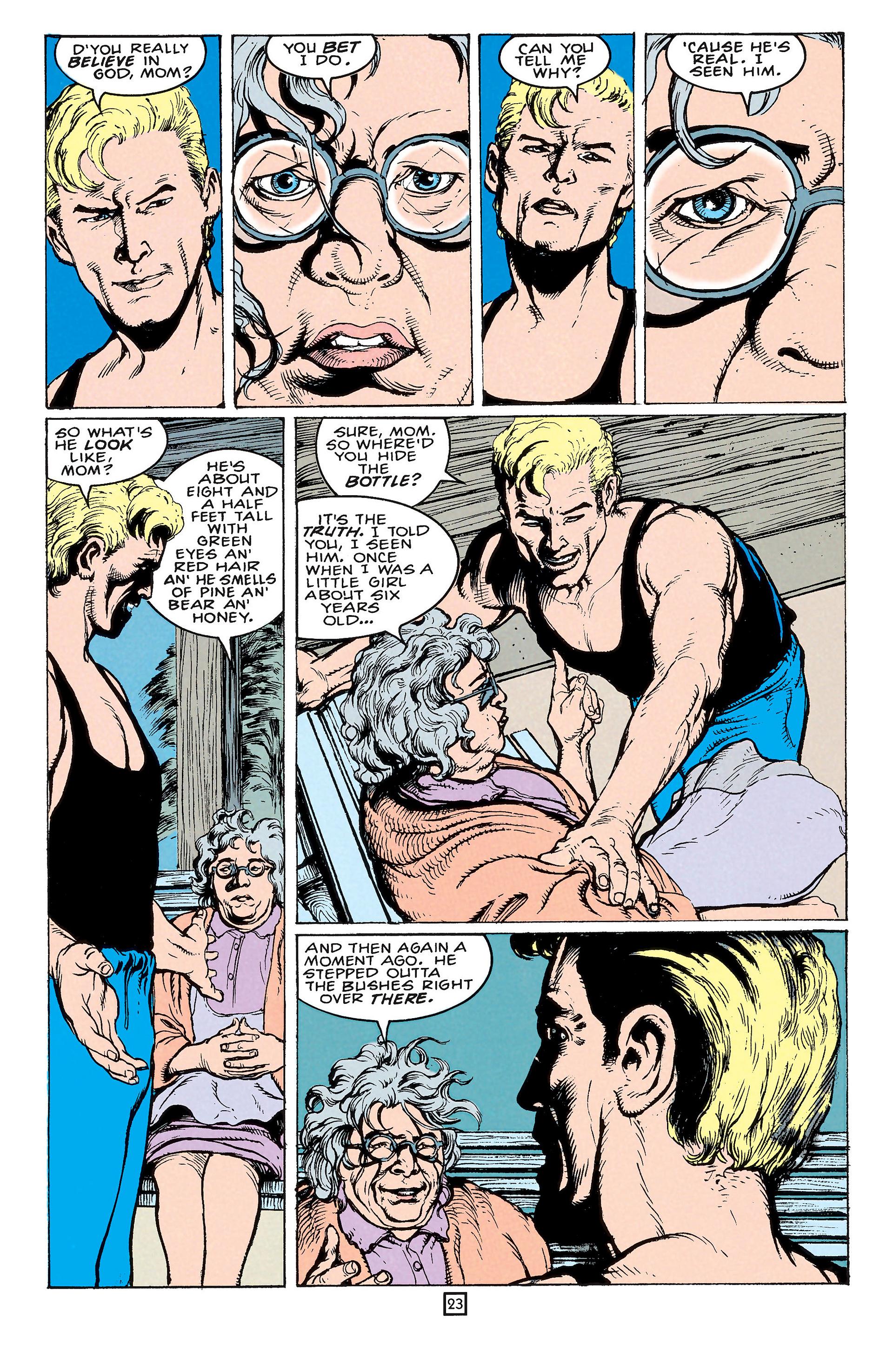 Read online Animal Man (1988) comic -  Issue #65 - 23