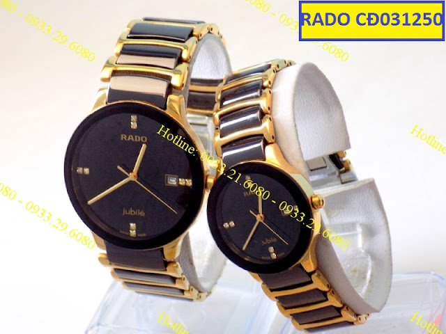 Đồng hồ cặp đôi Rado CĐ031250