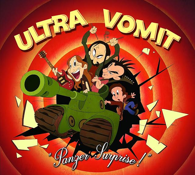ultra vomit panzer surprise metal parodique français