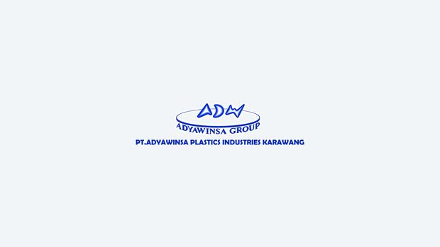 Logo PT Adуаwіnѕа Plаѕtісѕ Induѕtrіеѕ Karawang
