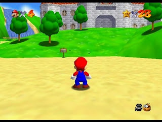 Free Download Super Mario N64 ISO For PC Full Version - ZGASPC