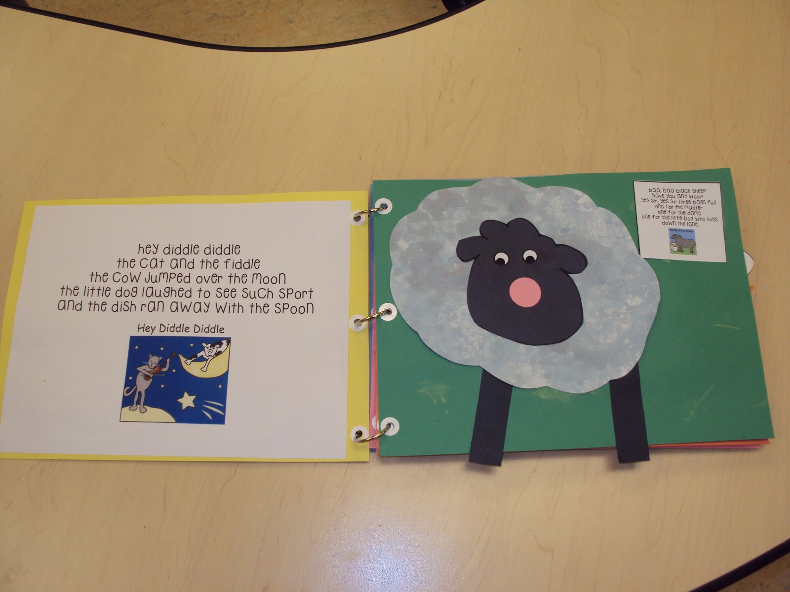 Preschool Wonders April