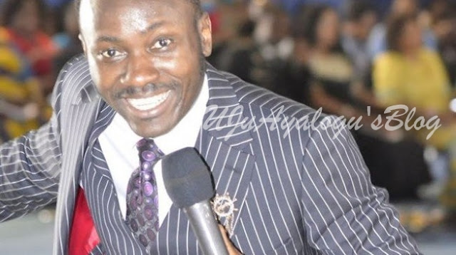 Apostle Sulaiman under attack …over failed prophesy on Ekiti election