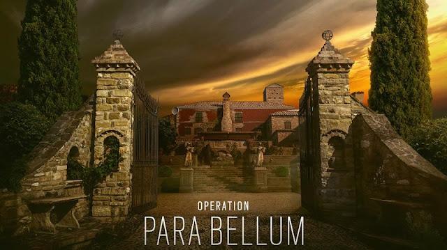 لنشاهد أول نظرة بالفيديو على خريطة Villa القادمة للعبة Rainbow Six Siege