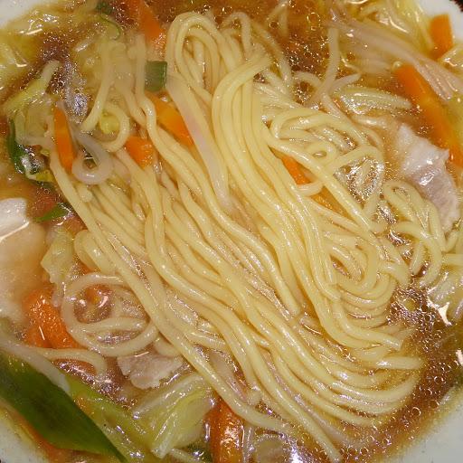 【NISSIN(日清食品)】日清ラ王 醤油 フライパンひとつでタンメン(肉野菜がジュワ旨い)