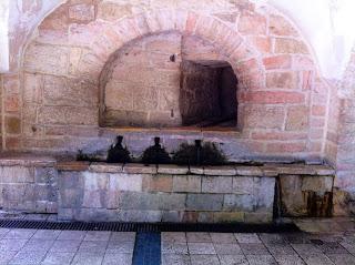 Mary's Spring Jerusalem