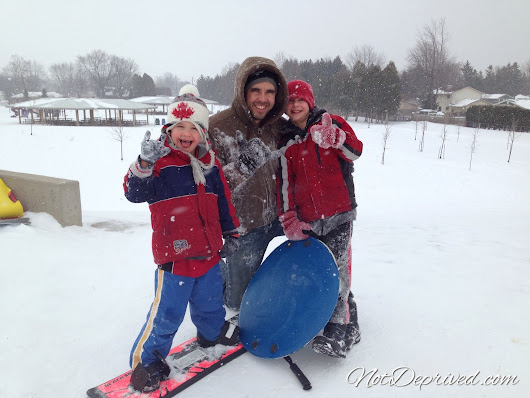 A Winter to Remember (Part 2), Raynaud's & Family Time!
