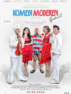 Download film Komedi Moderen Gokil (2015) WEBDL Gratis