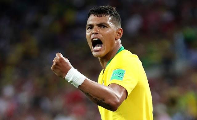 Brasil bate a Sérvia e se classifica em primeiro para as oitavas de final