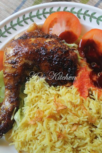 Nasi Ayam Nur Qaseh Untuk Brunch Di Hari Minggu