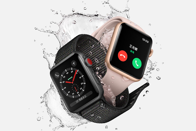 eSIM-Apple Watch 3