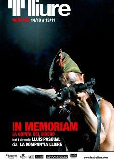 Teatre Lliure, Lluis Pasqual, Guerra Civil española