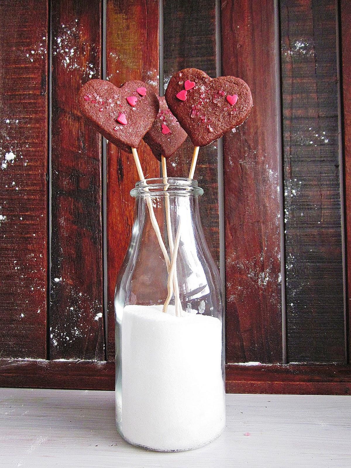 Sugar-Cookies im Glas