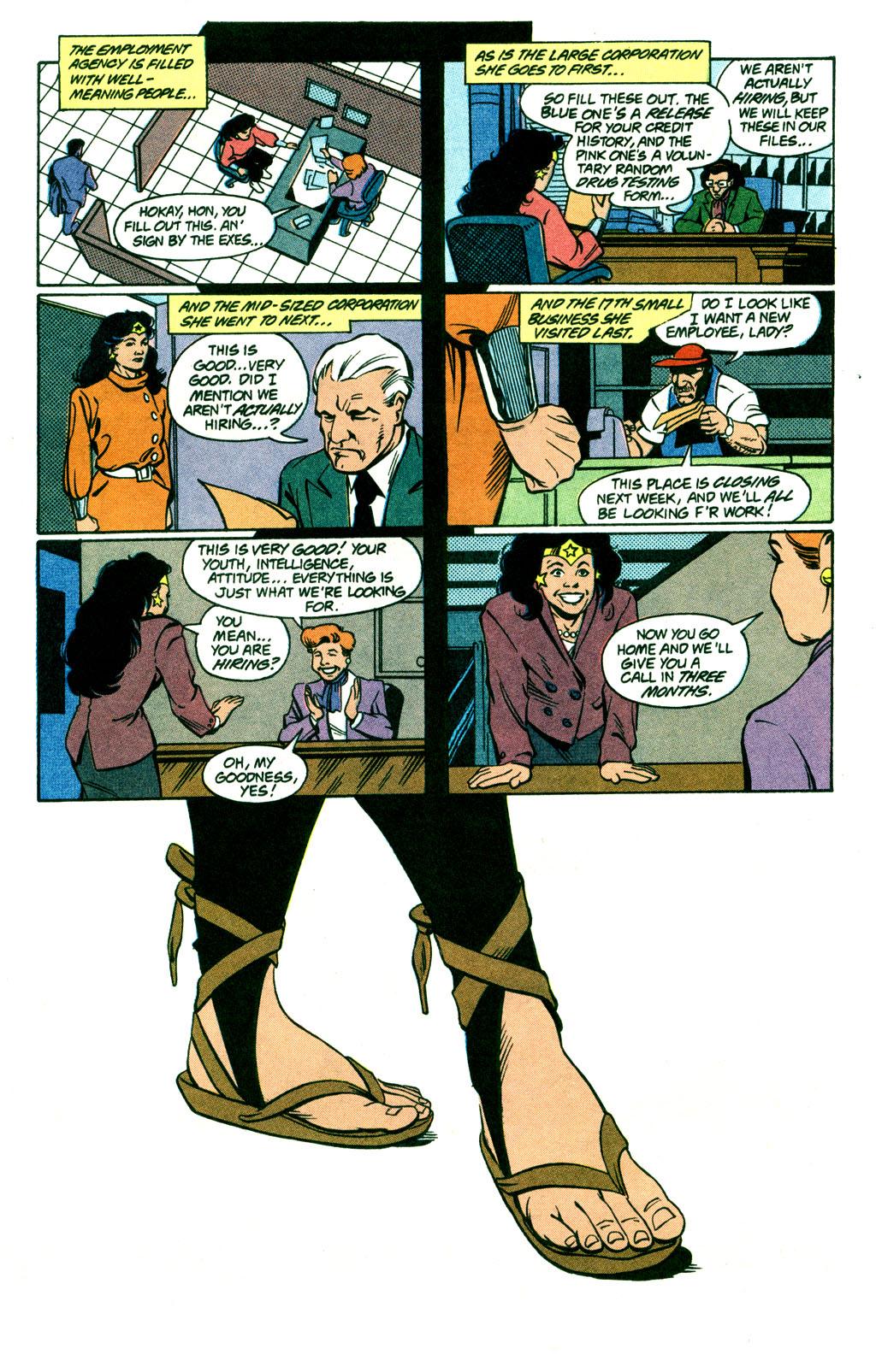 Read online Wonder Woman (1987) comic -  Issue #73 - 11