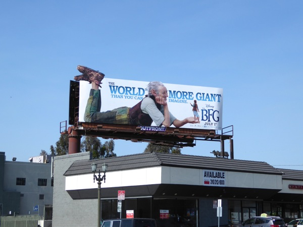 BFG special extension billboard
