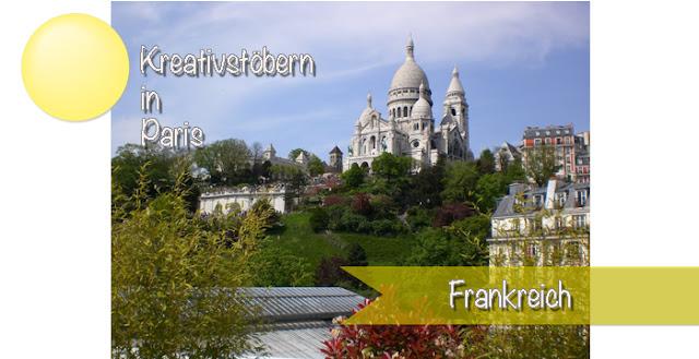 Paris - nicht nur die Stadt der Liebe, sondern auch der Stoffläden und Perlenkunst