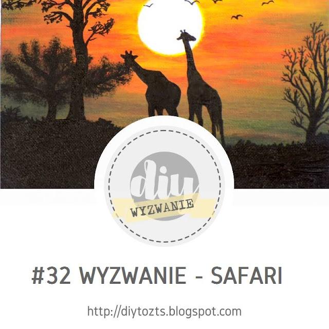 30 czerwiec - safari