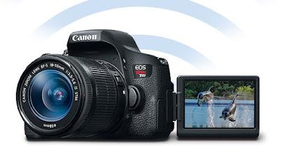 Conoce Canon EOS Rebel T6s