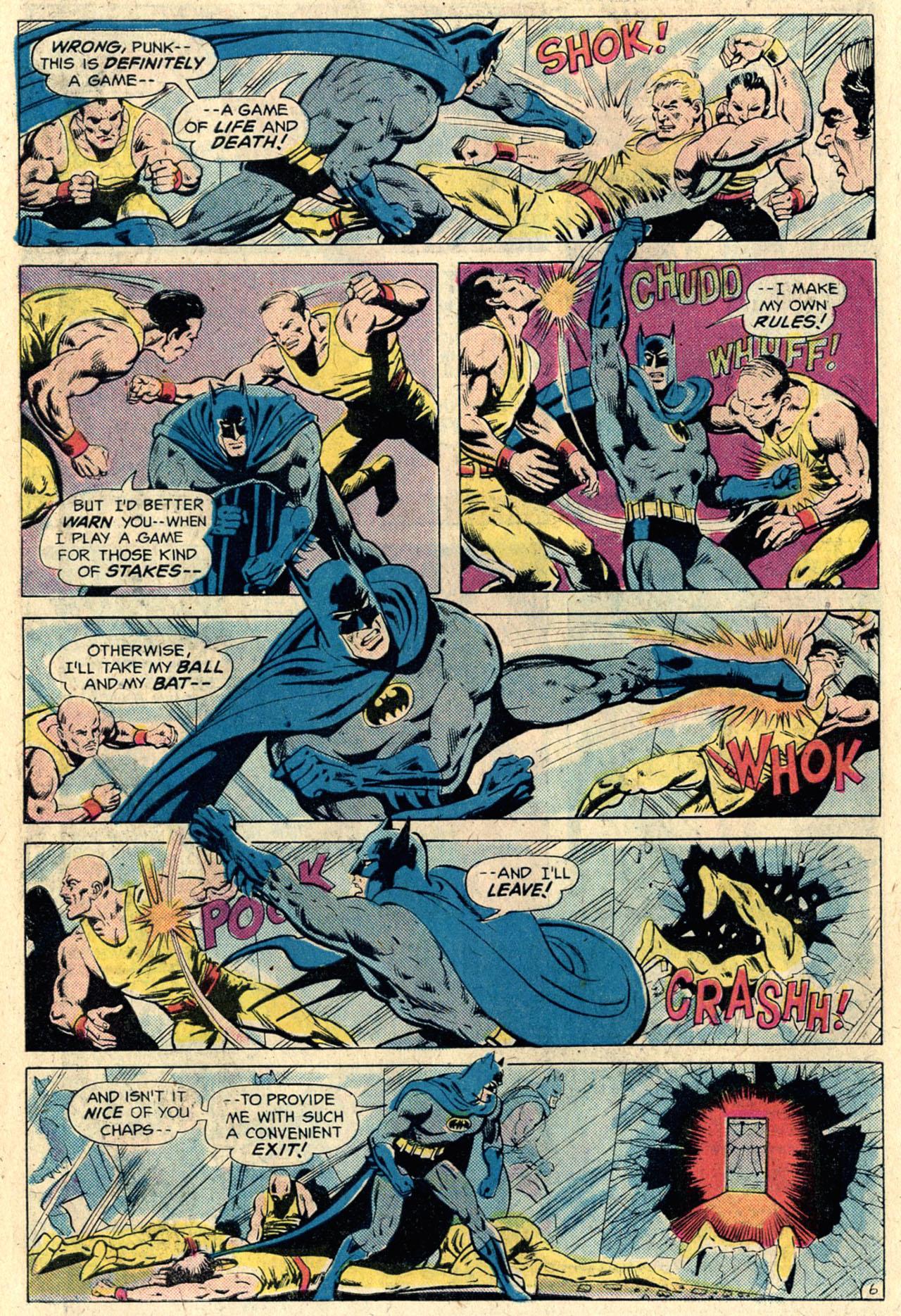 Detective Comics (1937) 448 Page 9