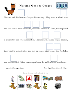 Ms Lane S Slp Materials Articulation Vocalic R Story