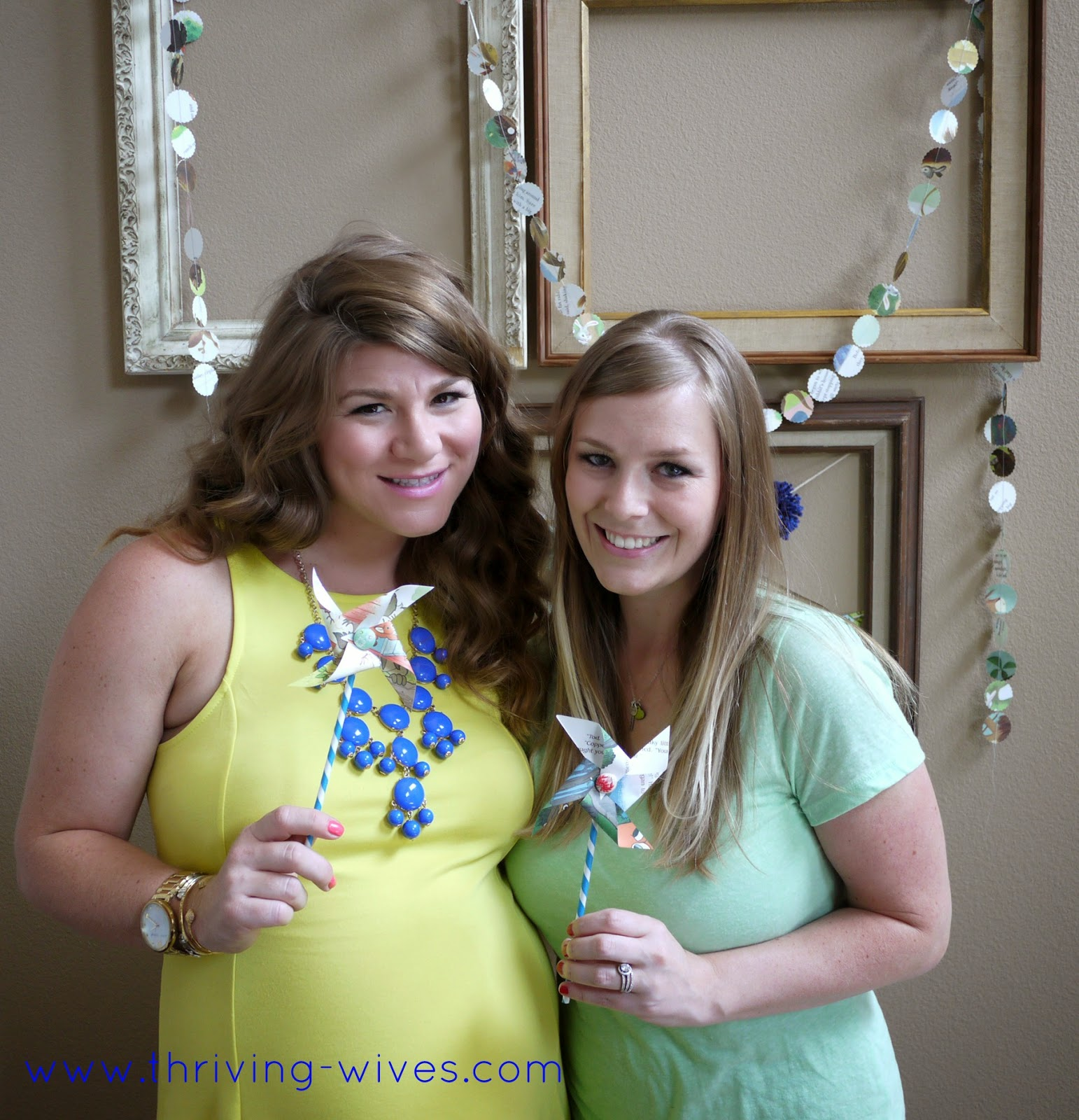 """A Little Golden Book"" Baby Shower"
