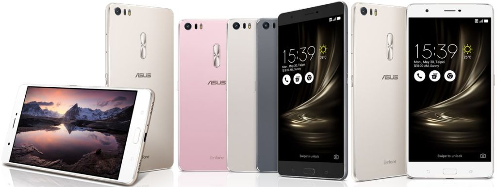 Asus ZenFone 3 Ultra (ZU680KL) (2016) with Specifications