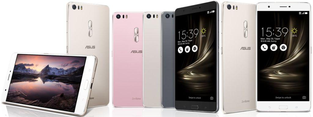 Hp Asus ZenFone 3 Ultra (ZU680KL) (2016) beserta harga dan Spesifikasi