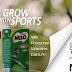 MILO cocoa-malt milk beverage new ad campaign GROW WITH SPORTS by Nestle