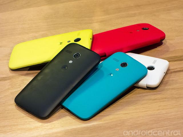 تحديث أندرويد 5.0 لولي بوب سيبدأ في الوصول لمستخدمي هاتف Moto G 2013 خلال الايام القادمه