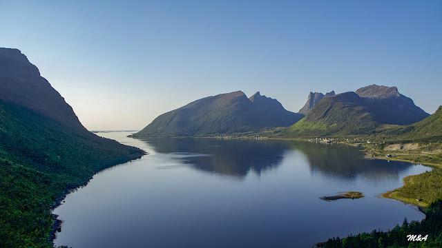 Mirador de Bergsbotn - Senja por El Guisante Verde Project