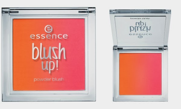 essence new in town – blush up! powder blush