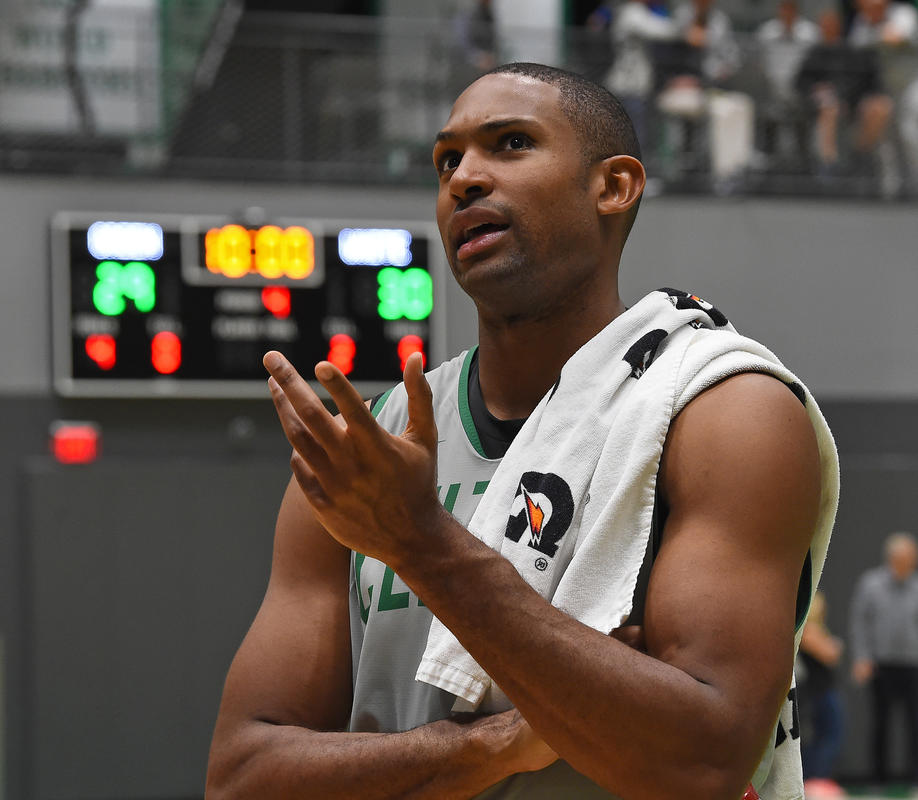 b11a95a2f Expect to see more of Al Horford at center this season