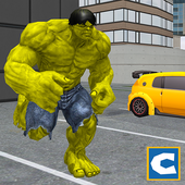 Monster Hero City Battle APK MOD Terbaru