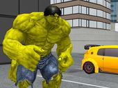 Monster Hero City Battle APK MOD v1.1 Unlimited Money Terbaru