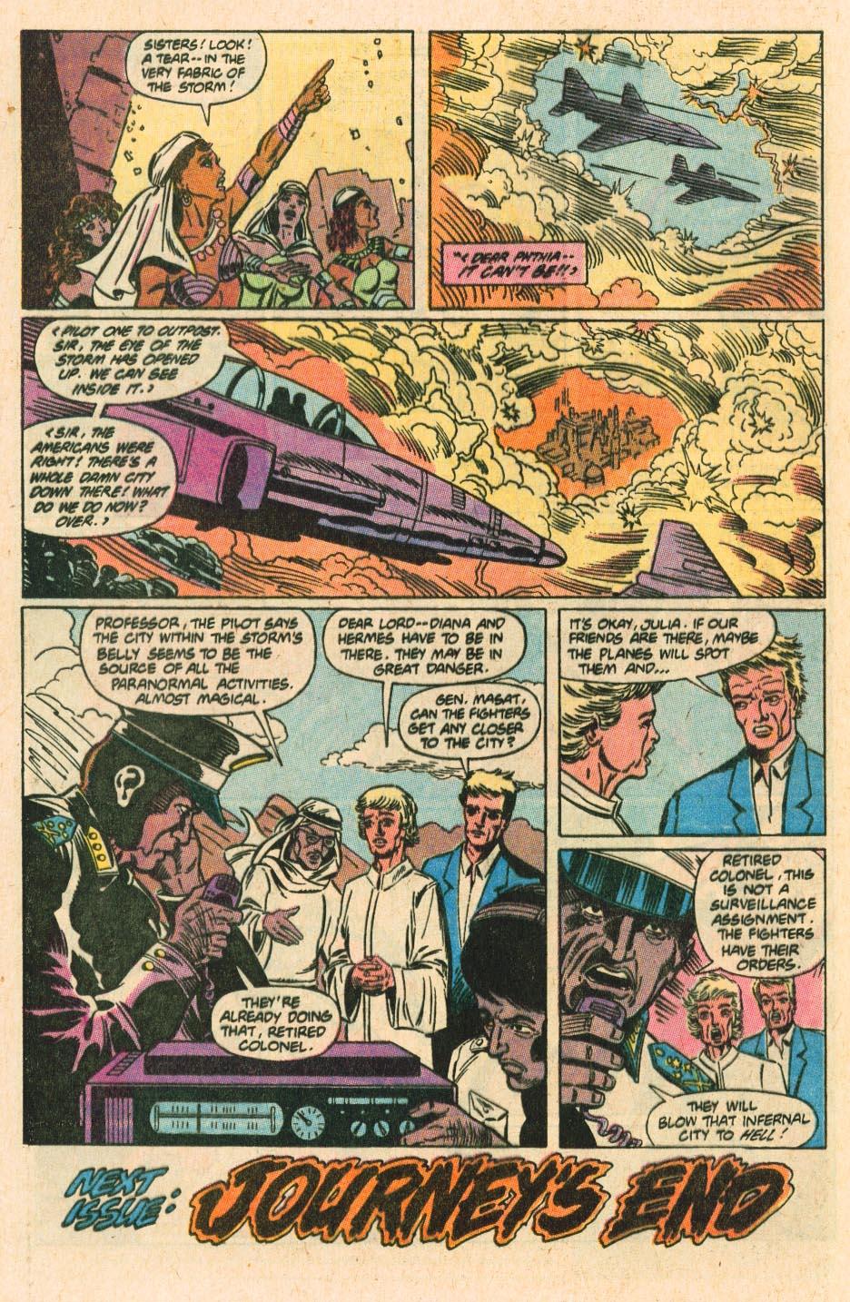Read online Wonder Woman (1987) comic -  Issue #34 - 23