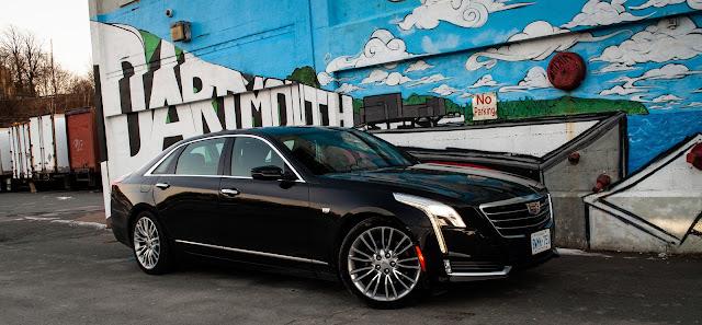 2017 Cadillac CT6 3.0TT AWD