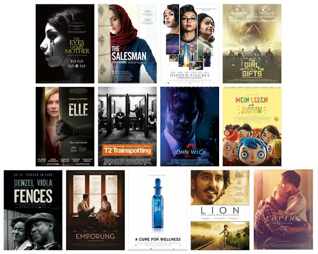 der cineast Kinovorschau Februar 2017