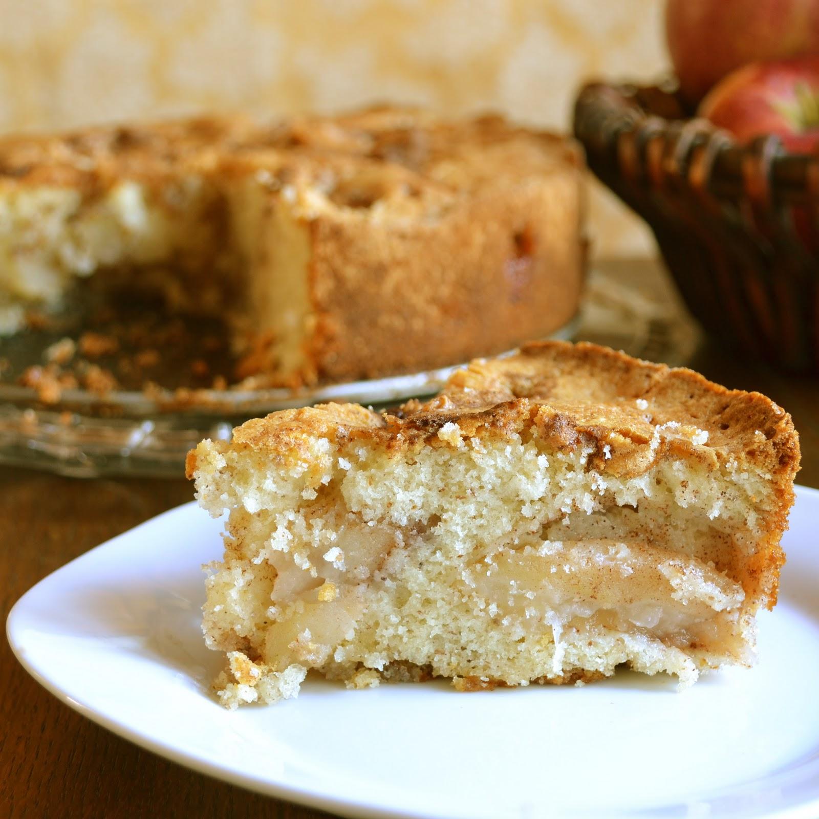 Kitchen Catharsis Swedish Apple Cake