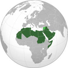 Negara Anggota Liga Arab (League of Arab States)